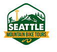 Seattle Mountain Bike Tours logo