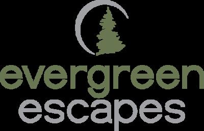 Evergreen Escapes logo